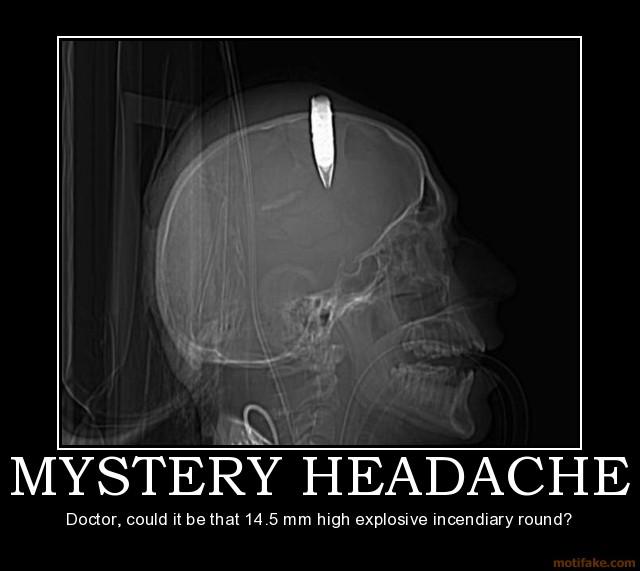 의사선생님 저 머리가 너무 아픈데요...