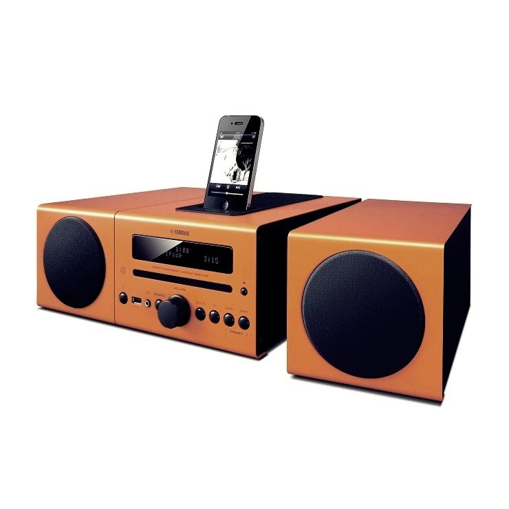 블루투스 기능 탑재한 도킹 오디오, 야마하 MCR-B142