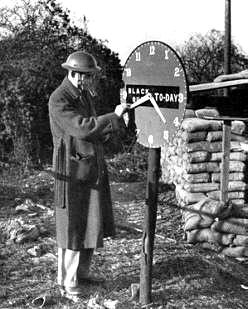 2차대전 발발 직후 영국 등화관제에 대한 몇가지 이야기
