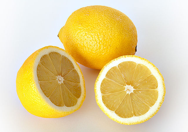 2. 레몬디톡스 다이어트 - 굶으면(당연히)빠져요.