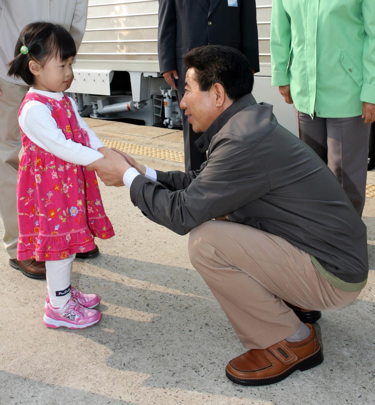노무현 대통령 미공개 사진