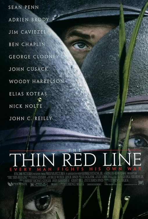 씬 레드 라인, The Thin Red Line, 1998