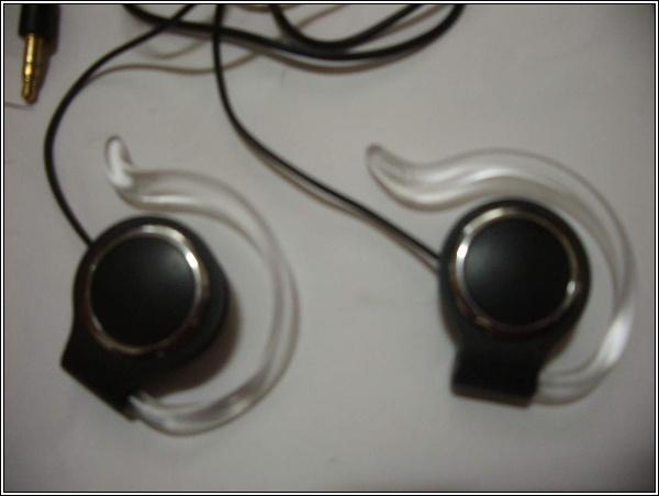 중국 저가 헤드폰의 위엄(?) - 오른쪽만 두개