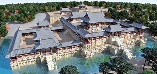 한국의 사라진 대사찰 (8)- 신라 불국사 佛國寺