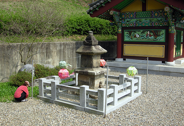 경산 용운사 석탑