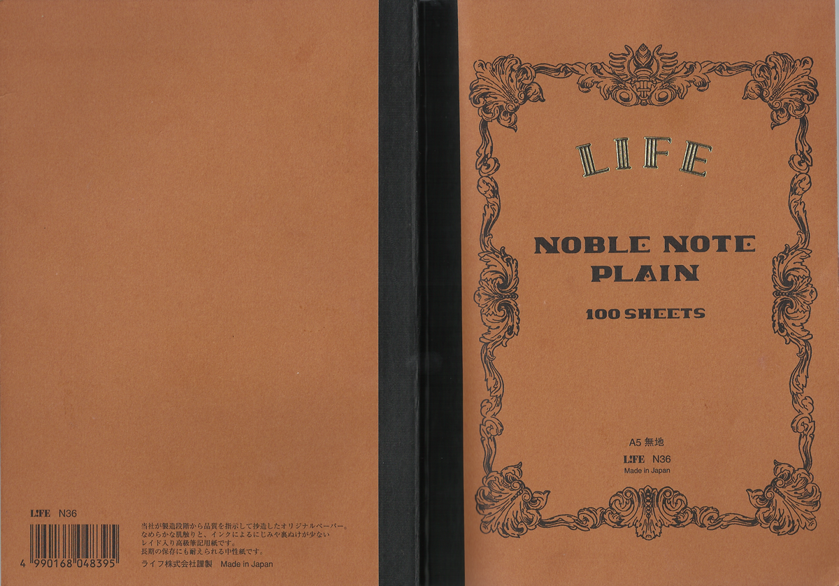 L!FE NOBLE NOTE