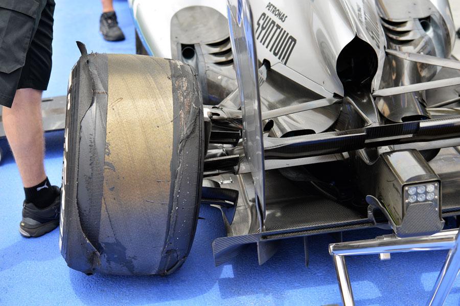 FIA, 타이어 변경은 안전문제로 국한되어야