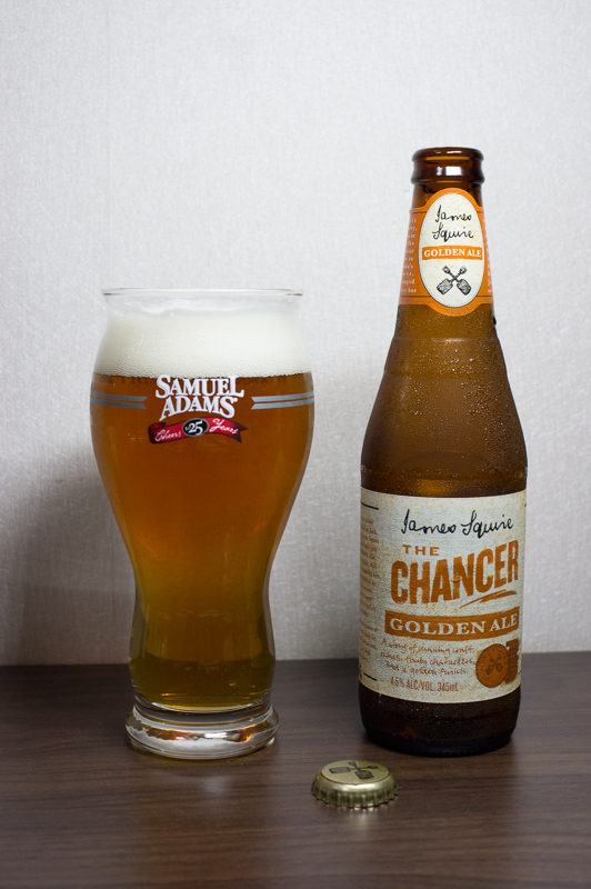 James Squire The Chancer Golden Ale