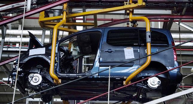 프랑스의 PSA는 뫼동 공장 폐쇄를 확정.