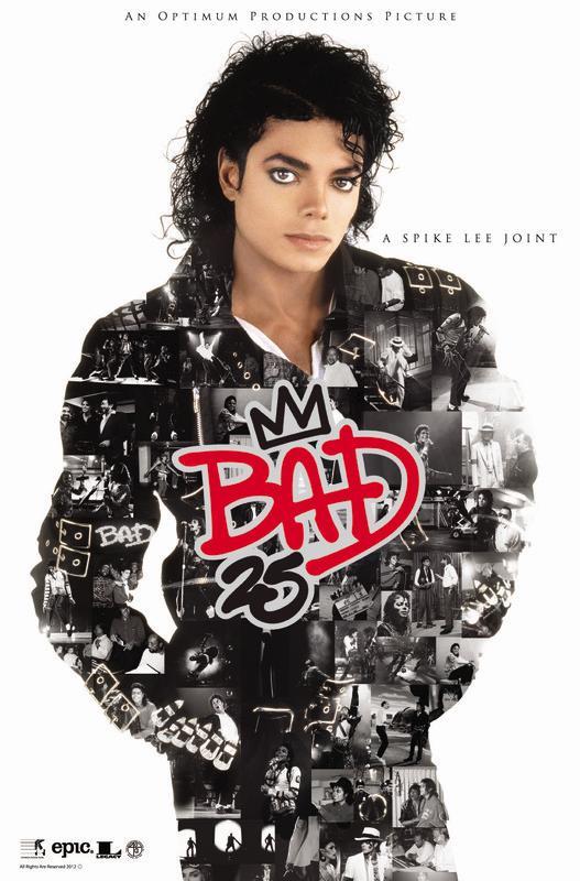 """BAD 25""라는 마이클 잭슨의 새 다큐멘터리가 나오네요."