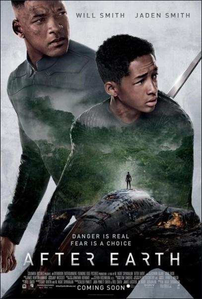 <영화> 애프터 어스 (After Earth, 2013)
