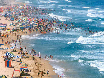 왜 사람들은 해변이 아니라 해협일까