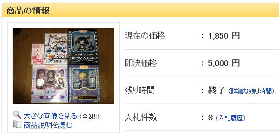 [Nendoroid] 이겼다.