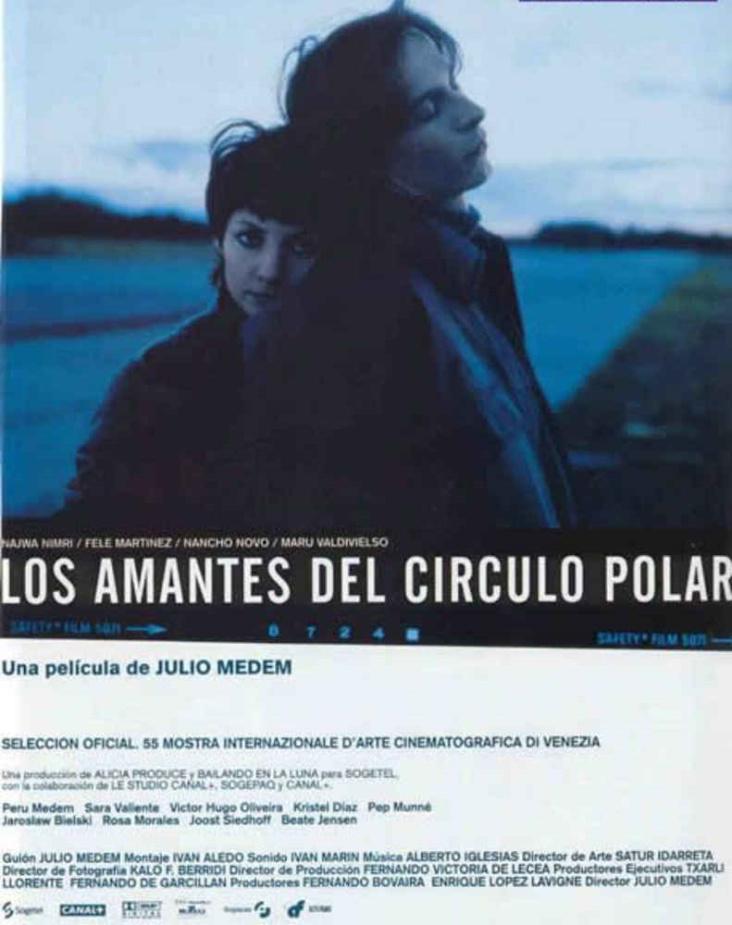 북극의 연인들 , Los Amantes Del Circulo Polar 1..