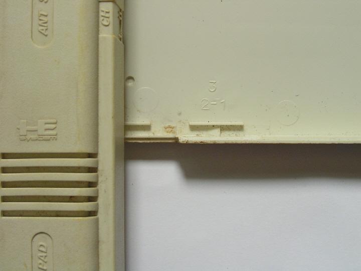 더러운 PC엔진 청소
