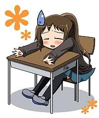 몸이 너무 피곤한데 잠이 안 와요...;;;