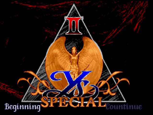 [DOS Game BGM Recording] 이스2 스페셜(Y..