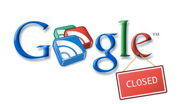 구글리더 종료, 우리가 알고있던 웹의 종말