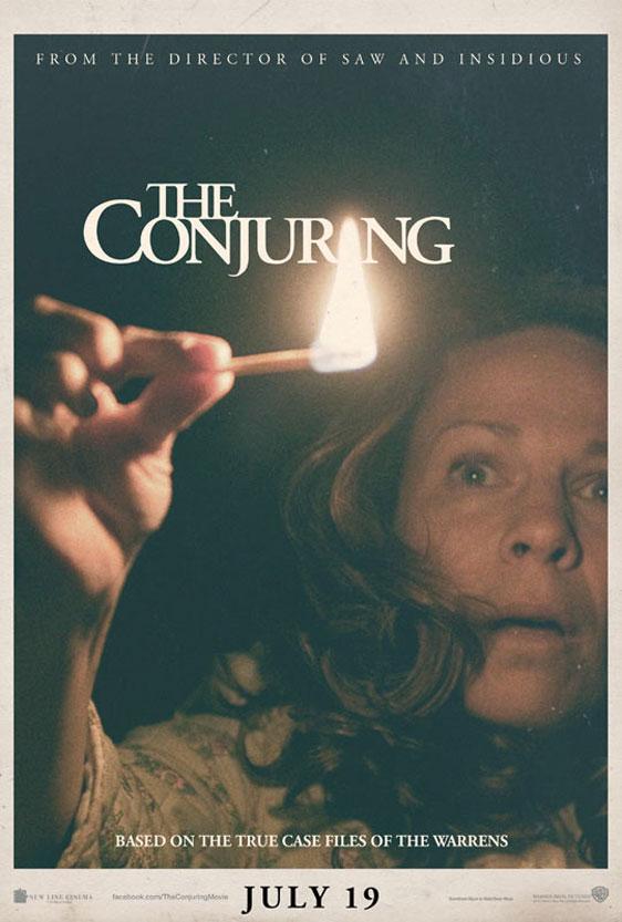 """제임스 왕이 만든 호러영화, """"The Conjuring"""" 포.."""