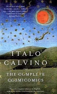 이탈로 칼비노, <우주만화> - 우주를 통한 인간