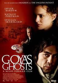 Goya's Ghosts.