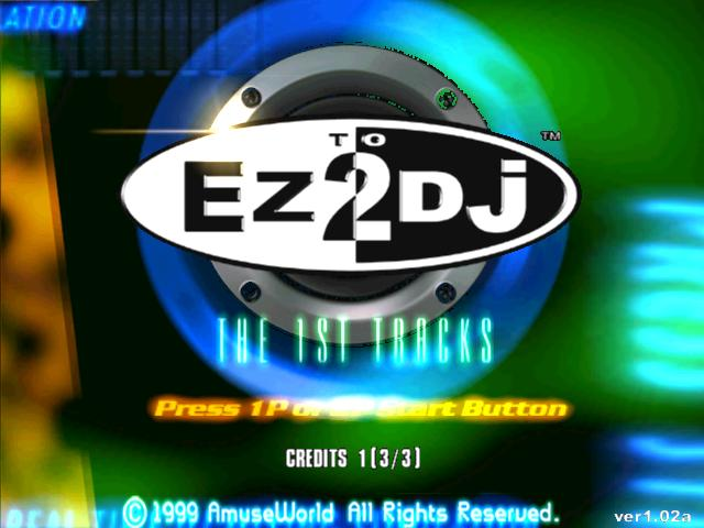 My EZ2DJ to EZ2AC EC -  Since 1999 to 2013.