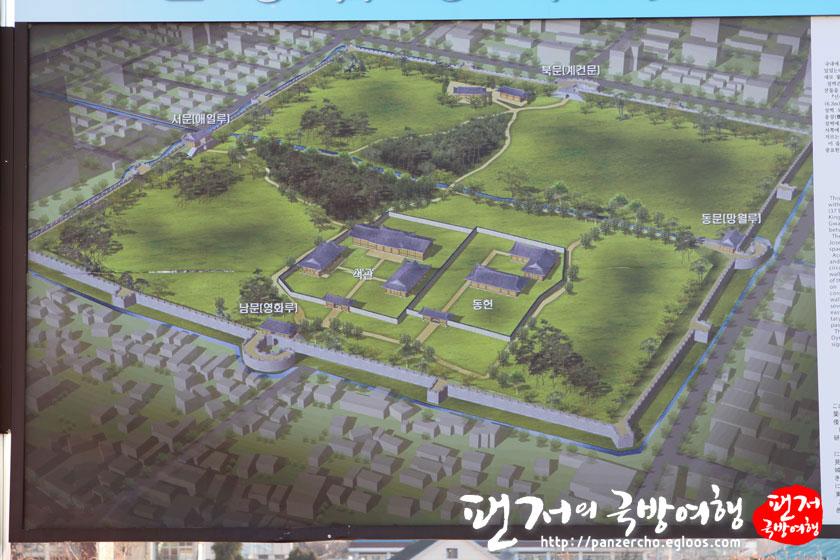 울산 언양읍성 남문 영화루 7월중 복원 완료