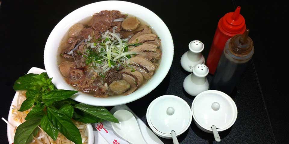 캐나다에서 먹은 베트남쌀국수 이야기