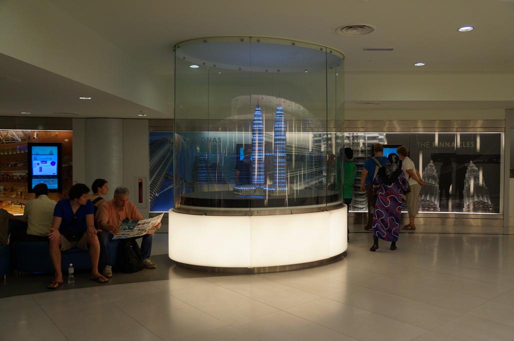 13 말레이시아[쿠알라룸프르]-트윈타워 전망대