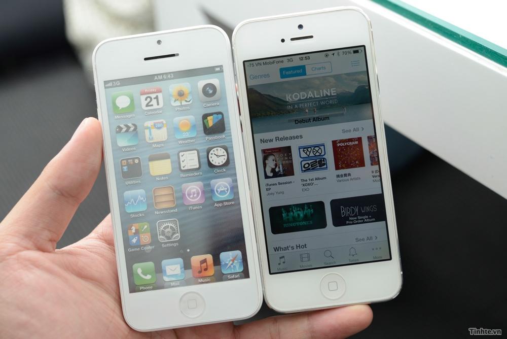 애플, 9월 10일에 아이폰5S와 아이폰5C 발표?