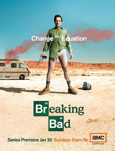 브레이킹 배드 시즌1-4, 마약 같은 재미