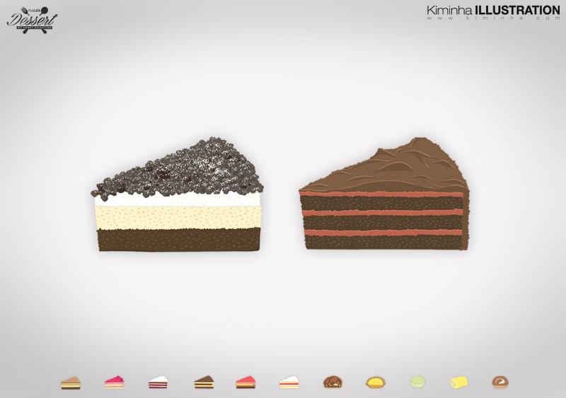 cake illust