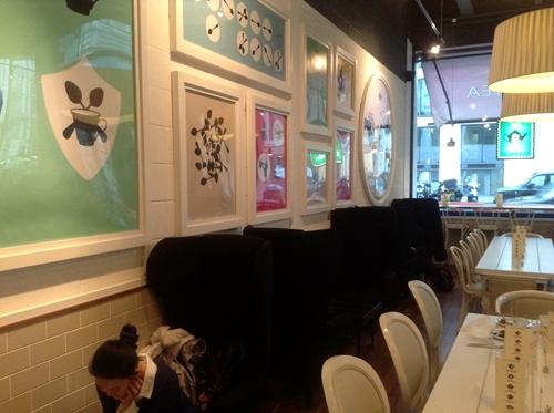 런던 카페 : 우려냄의 미학 - To A Tea