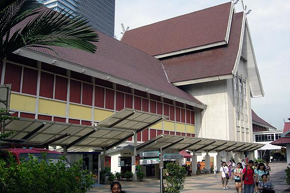 쿠알라룸푸르 국립박물관