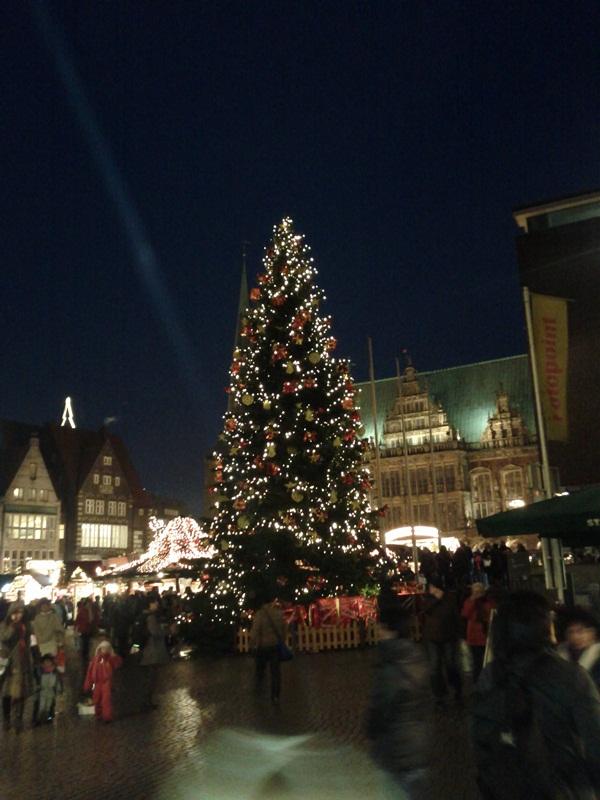 브레멘의 크리스마스
