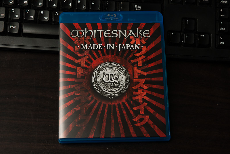 Made In Japan - Whitesnake / 2013