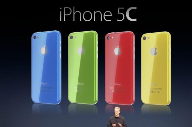 아이폰5C에 대한 실망_ 보급형은 아닌 듯