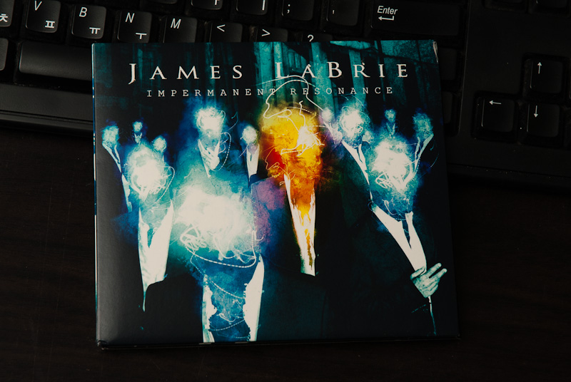 Impermanent Resonance - James LaBrie / 2013