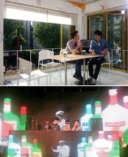 김태호 PD, 무도가요제 현장사진 공개