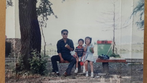 행복했던 그 시절 1988.06.25