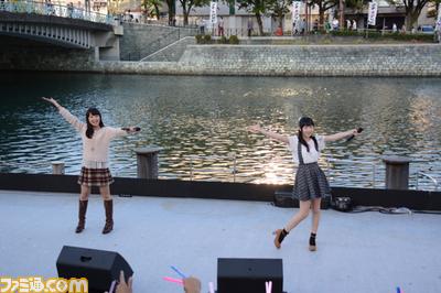 성우 오오하시 아야카 & 타도코로 아즈사 이벤트 모습