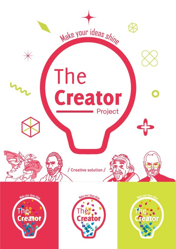 [졸업전시] The creator project