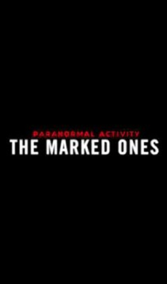 """Paranormal Activity: The Marked Ones"" 입니다."