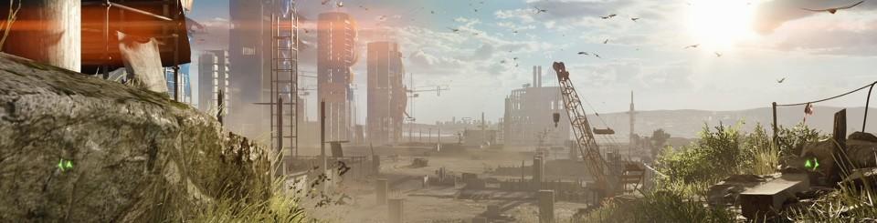 디지털 파운드리 : 배틀필드4 PS4 vs Xbox One