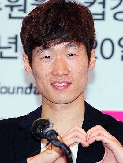 박지성-김민지 지난 8월 상견례
