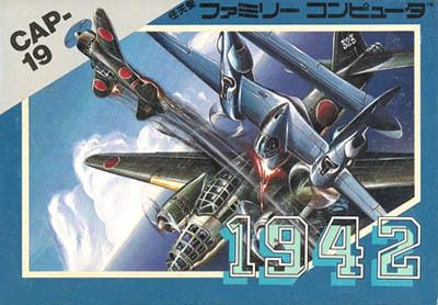 [FC] 1942 (1942, 1985.12, CAPCOM)