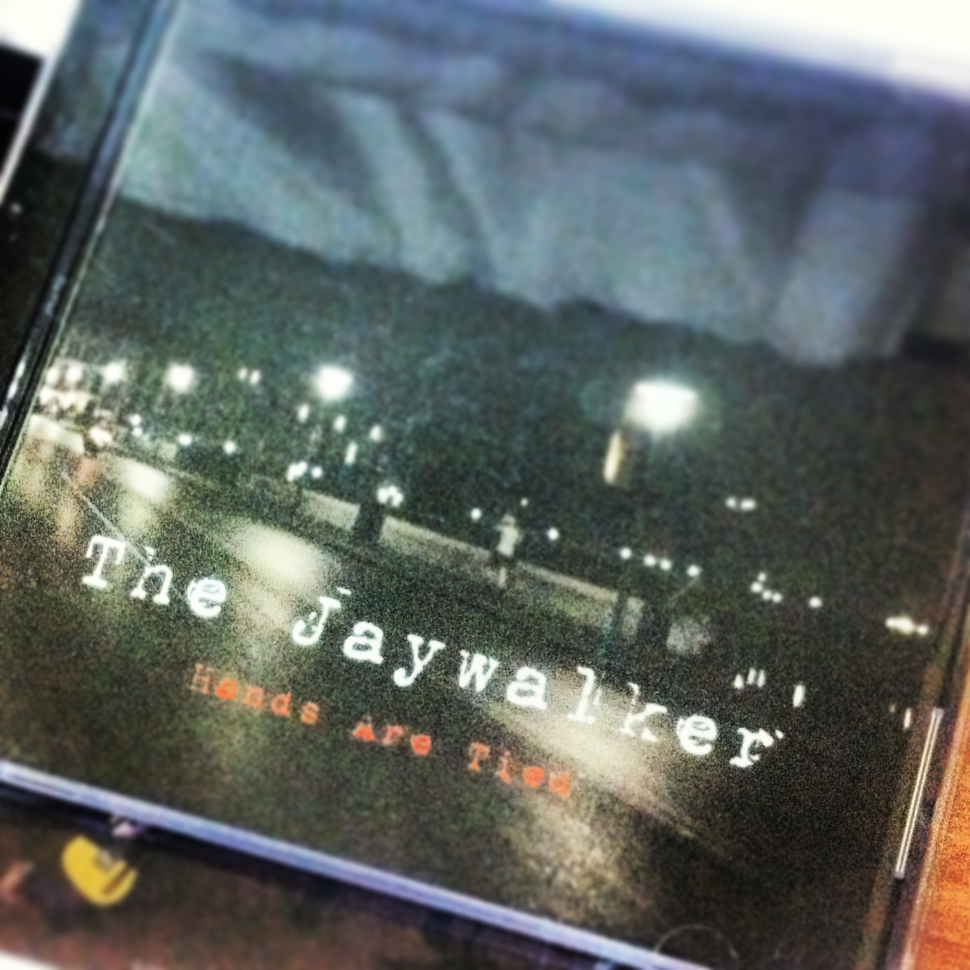[Review] The Jaywalker [Hands Are Tied]