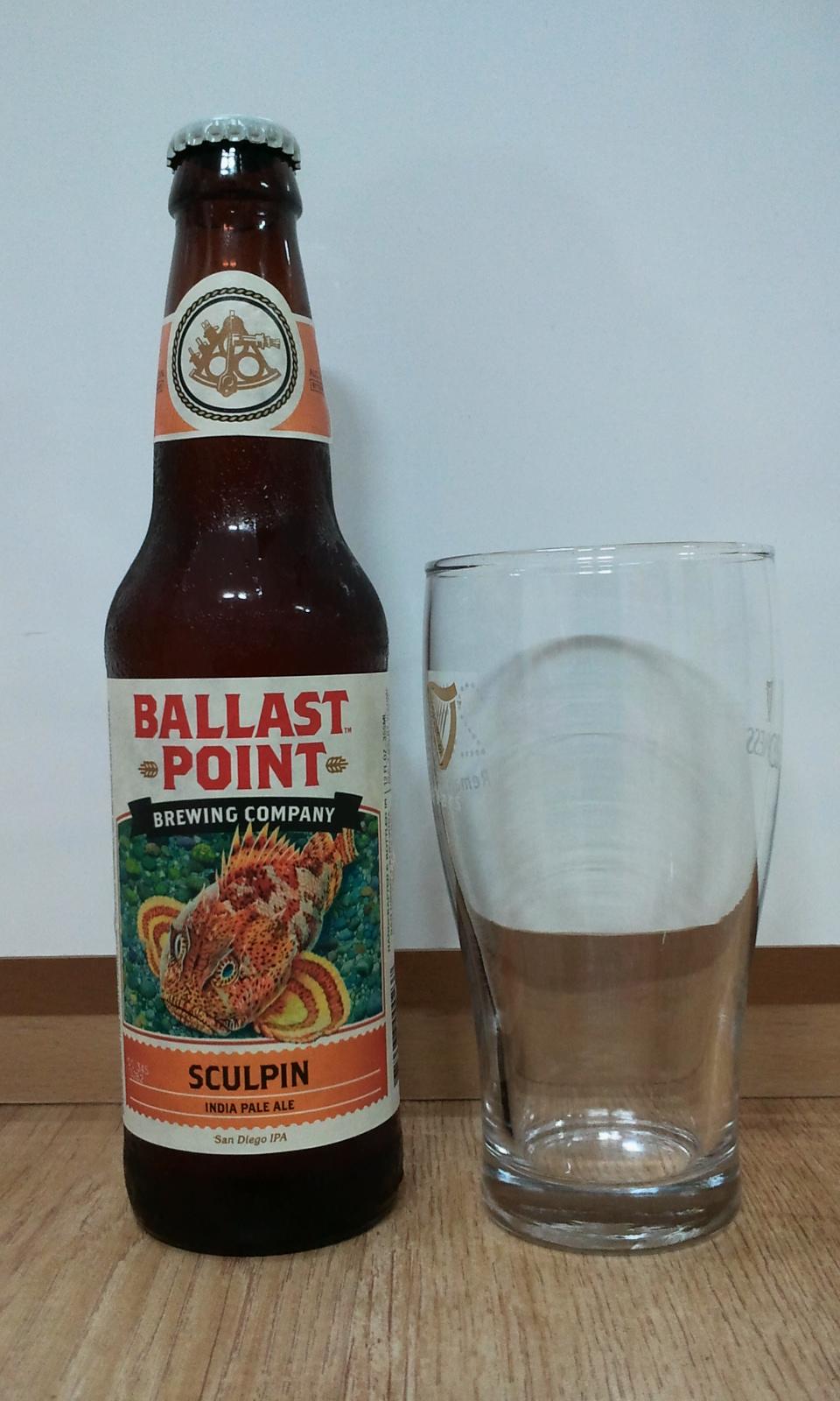 [미국]Ballast Point Sculpin IPA(발라스트 ..
