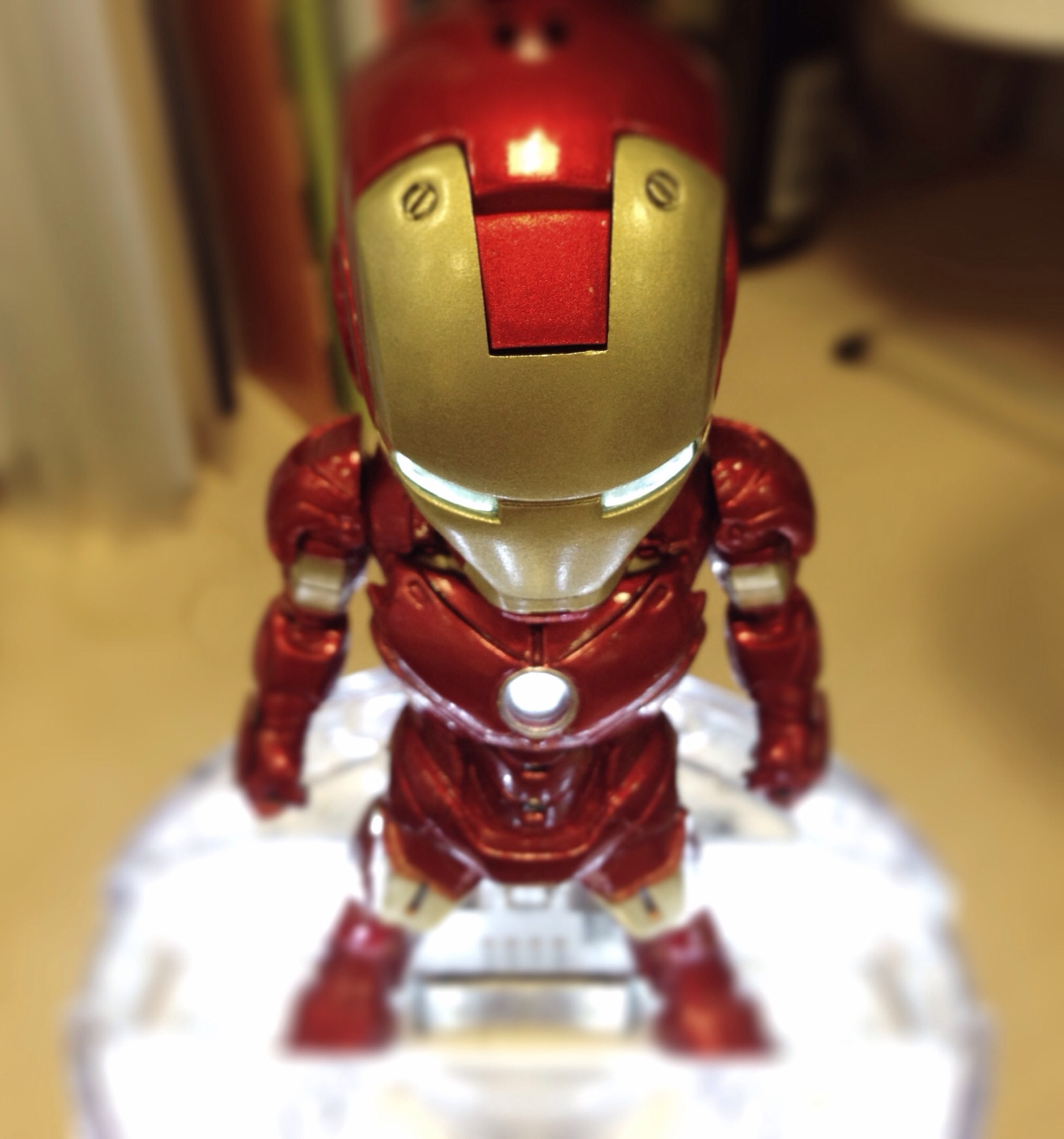 [Marvel] Kids Nations IRON MAN Mk 4