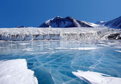 세계에서 가장 추운 곳,  -91.2℃